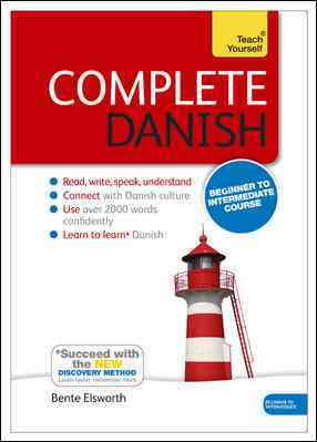 Complete Danish By Elsworth, Bente